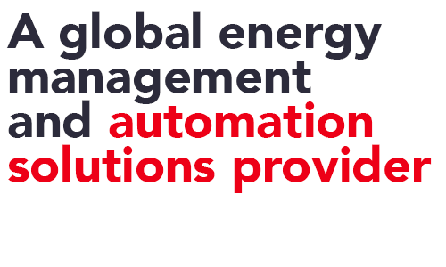 energy management and automation solutions provider
